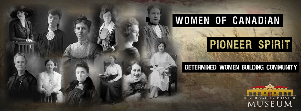 Women of Canadian Texas History