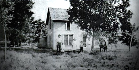 Cabin Creek Ranch Before 1900