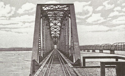 Rail Bridge 1923
