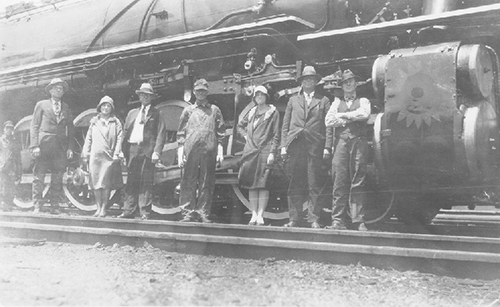 Railroad History In Canadian Texas