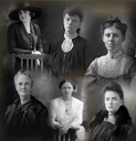 Canadian Texas Women History 2